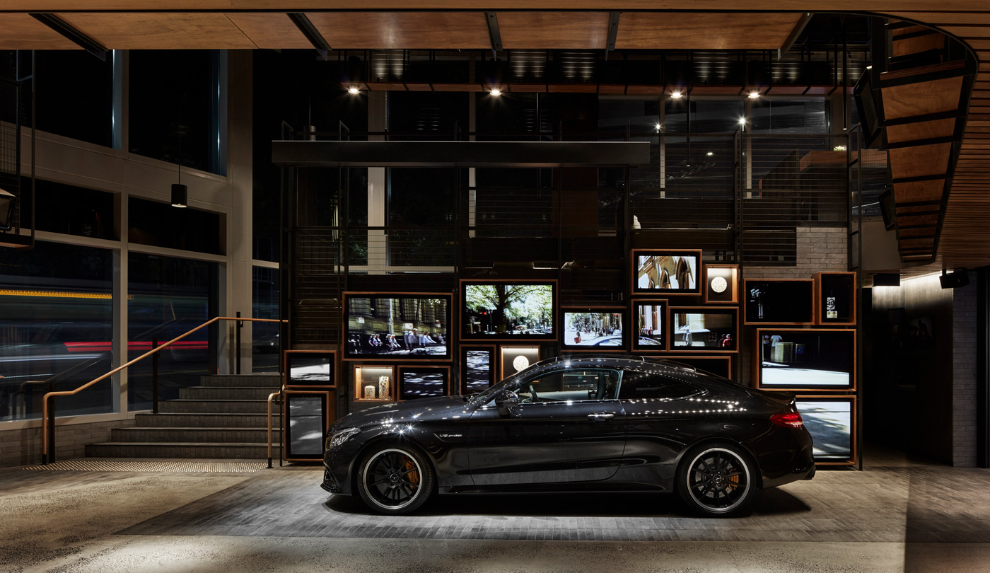 MercedesMe Melbourne